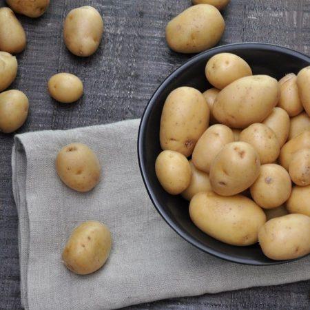 khoai tay baby gold potato