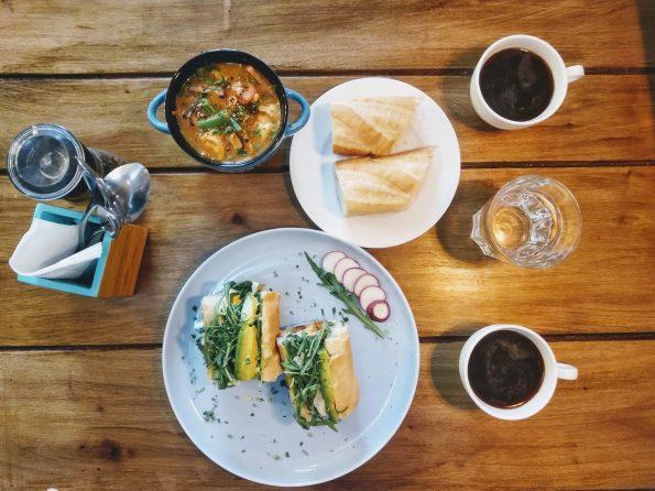 Banh mi chay – Vegan