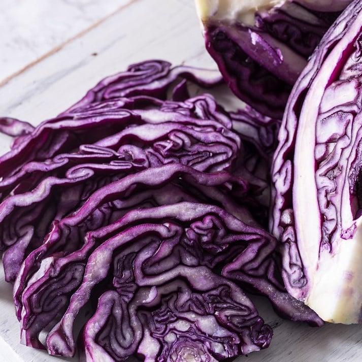Bắp cải tím - Red cabbage