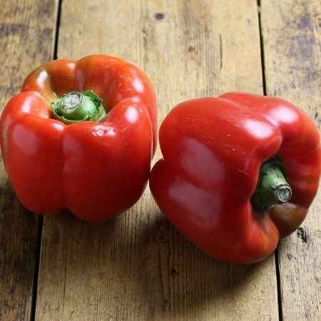 ot chuong do - bell pepper