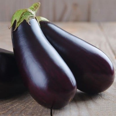 Ca tim - eggplant