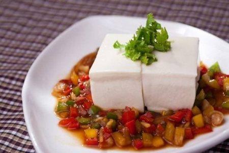 Đậu non sốt ớt chuông vàng - Santorino coffee & Veggies Healthy Lifestyles