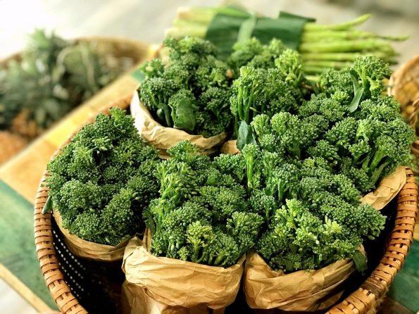 bông cải baby