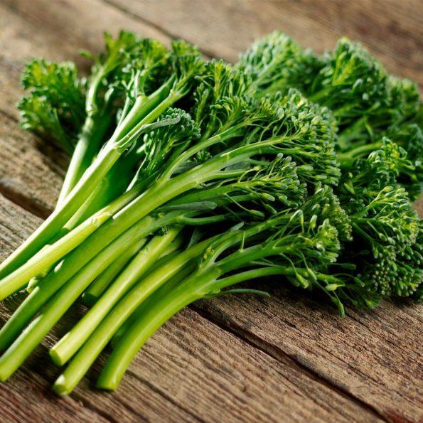 bong cai baby - baby broccoli