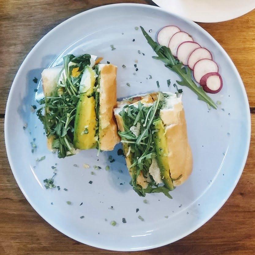 Banh mi chay – Vegan (2)