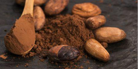 bột ca cao santorino coffee & veggies