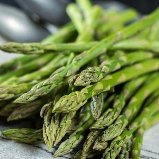 Green asparagus 1