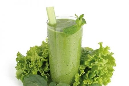 Nước ép Lettuce cà rốt - Santorino Coffee & Veggies
