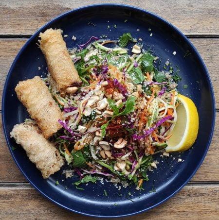 Bí ngòi zucchini và cách chế biến