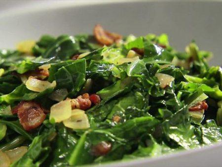 Cải rổ - Santorino coffee & Veggies Healthy Lifestyles