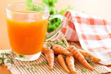 Cà rốt hữu ích khi mang thai - Santorino Coffee & Veggies