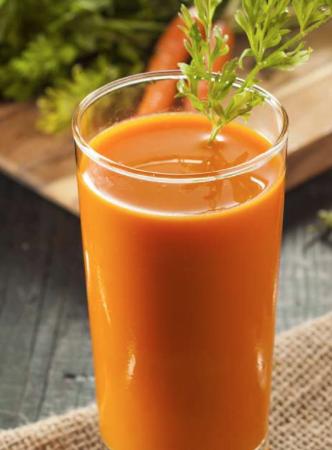 cà rốt cam thơm