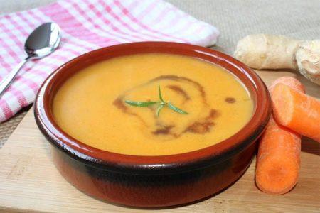 Cháo cà rốt baby Santorino Coffee & Veggies