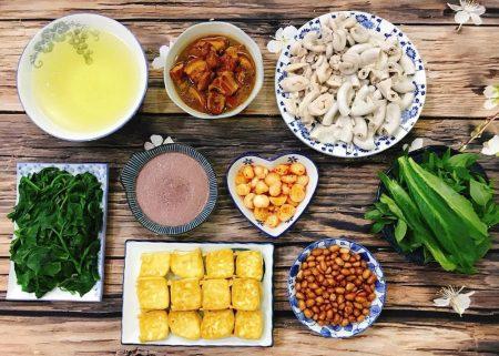 Món ngon mỗi ngày cho gia đình santorino coffee & veggies