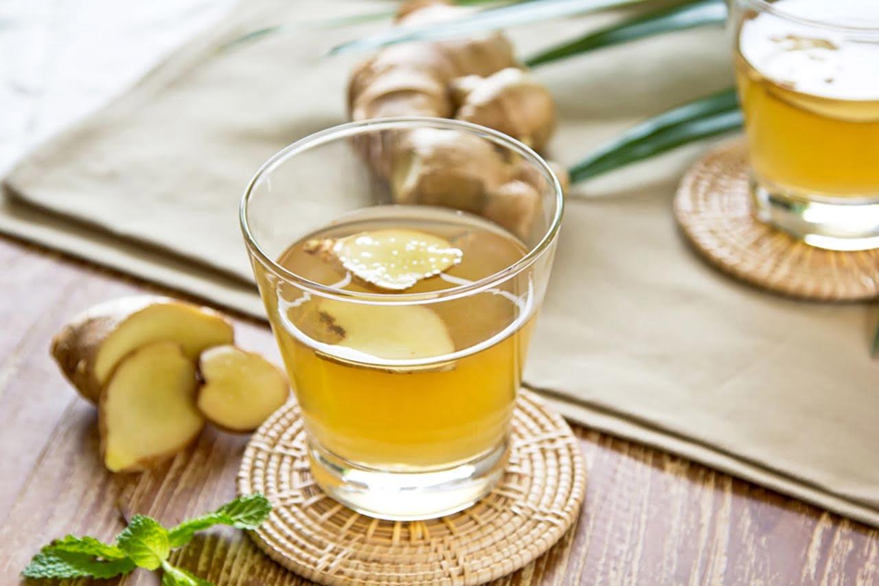 Gừng santorino coffee & veggies