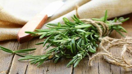 Rosemary santorino coffee & veggies
