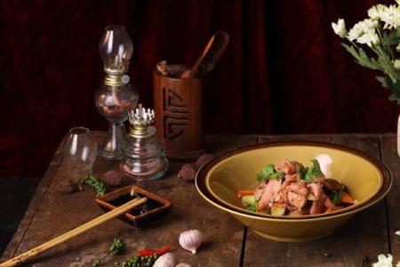 Cải rổ trong mâm cơm gia đình - Santorino Coffee & Veggies Healthy Lifestyles