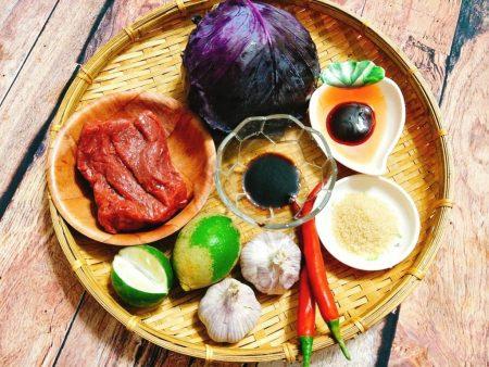 Dinh dưỡng bắp cải tím mang lại - Santorino Coffee & Veggies
