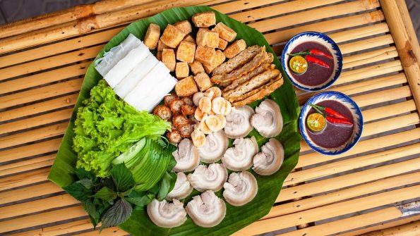 365 món ngon mỗi ngày santorino coffee & veggies