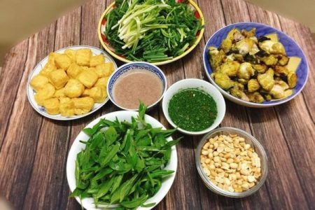 Thực đơn món ngon mỗi ngày santorino coffee & veggies