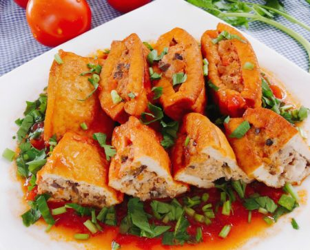 món vegan ngon santorino coffee & veggies