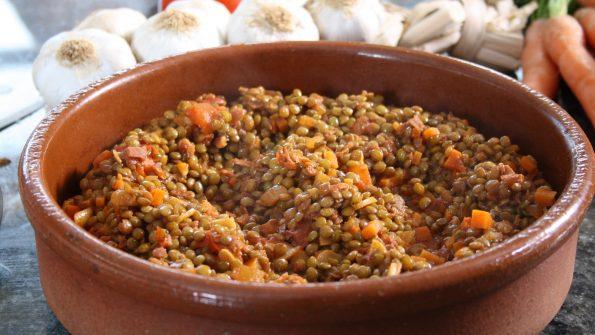 lentil là gì santorino coffee & veggies