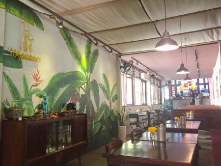 nhà hàng chay vegan santorino coffee & veggies
