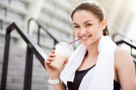 lợi ích của cà phê santorino