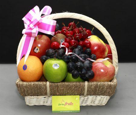 trái cây nhập khẩu santorino