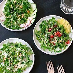 rocket salad santorino