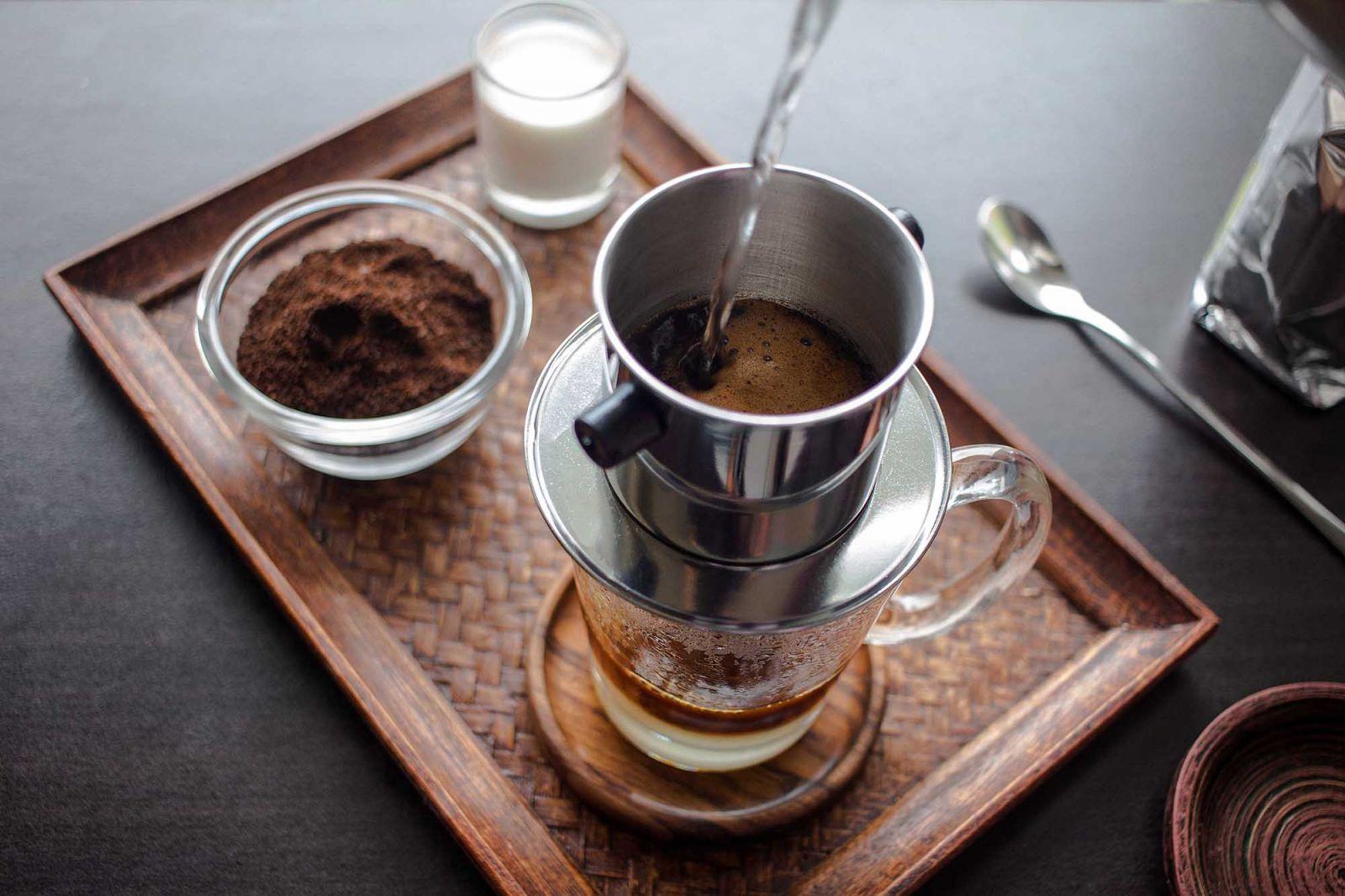 hạt cà phê - cà phê việt Nam