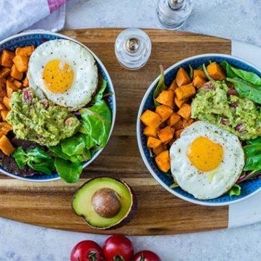 Thực đơn giảm cân cho các bạn theo chế độ Eat Clean