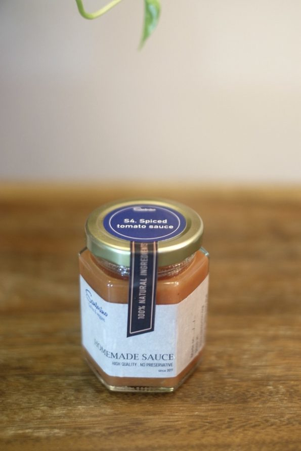 spiced - tomato sauce 175ml