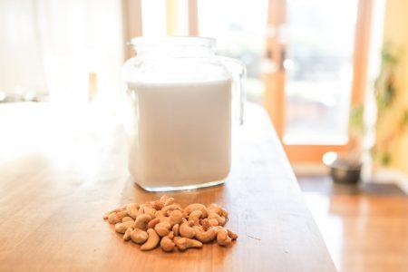 cashew milk - santorino.org