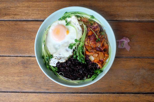 Forbidden rice - Gạo nếp cẩm