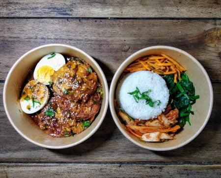 Santorino delivery vegetarian menu