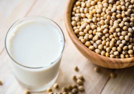 Sữa hạt điều, sữa đâu nành