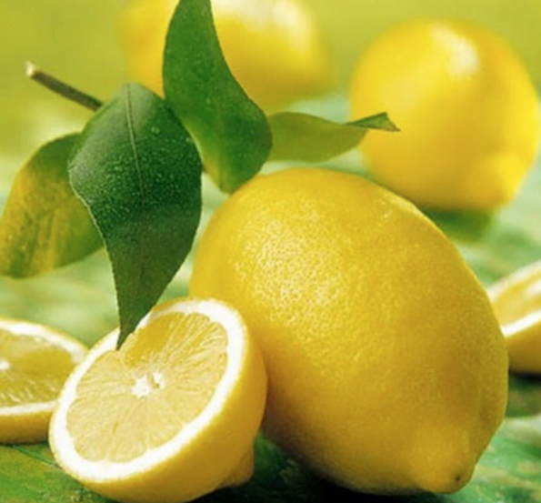 chanh vang - yellow lemon