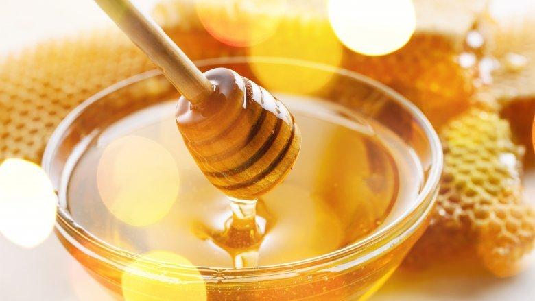 mat ong hoa ca phe - pure honey