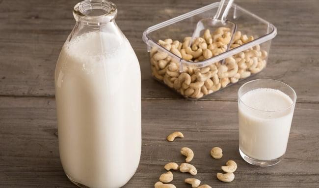 sữa hạt điều nguyên chất - santorino.org