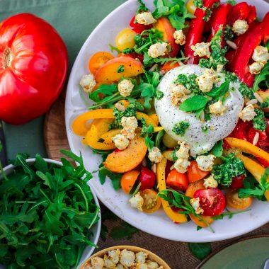 Hướng dẫn chi tiết cách làm salad ngon hấp dẫn