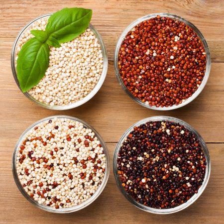 Hạt quinoa - santorino.org