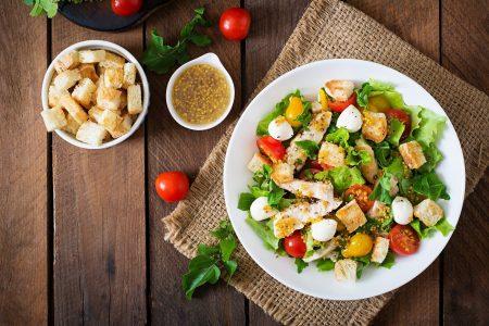 cách làm salad trộn- Santorino.org