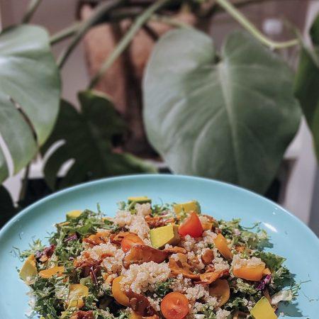 SNAS 1 The rainforest bowl - Salad rừng nhiệt đới