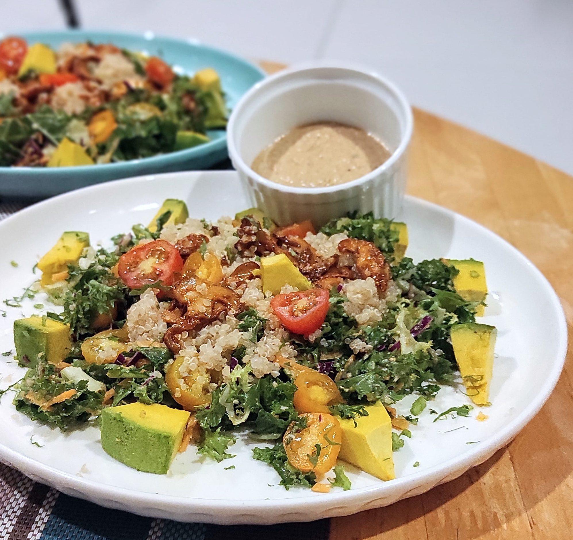 salad not a salad - New idea of making salad