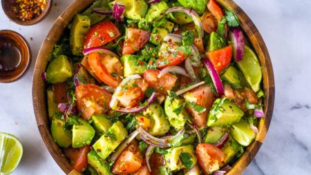 Cách giảm cân hiệu quả với salad mà mọi người có thể áp dụng dễ dàng