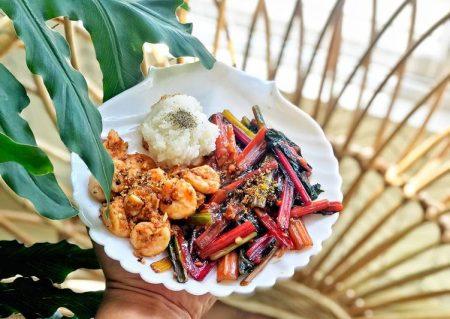 các món dễ làm với cải cầu vồng - santorino.org