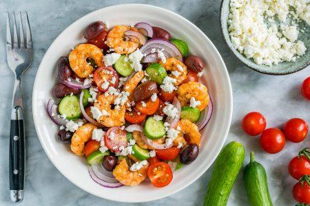 thực đơn giảm cân với salad-santorino.org