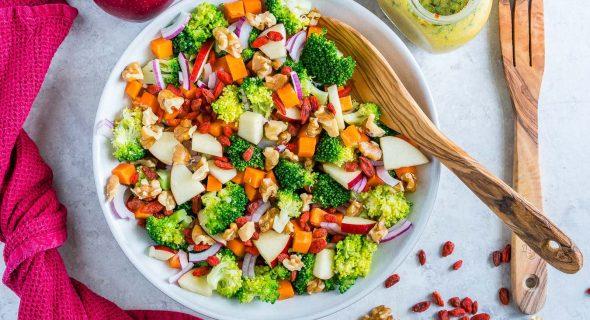 Tìm hiểu các thực đơn giảm cân với salad hiệu quả nhất