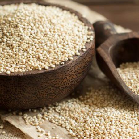 hạt quinoa